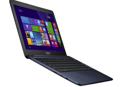 The Asus Eee PC returns, and no it's not 2007