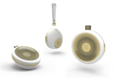 Stelle Audio Bluetooth speakers now come in Go-Go portable and Mini-Clutch forms