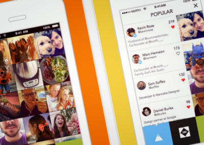 Tiiny app from Digg cofounder lets you post tiny pics and GIFs that later disappear
