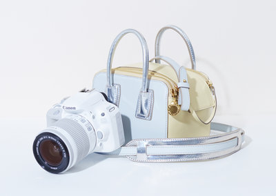 Canon and Stella McCartney team up on £1200 limited edition Linda camera bag