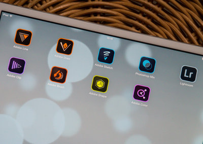 Adobe Max 2014: These are the free iPhone and iPad apps that will change the way you work