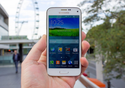 Samsung Galaxy S5 mini review: Mini not mighty