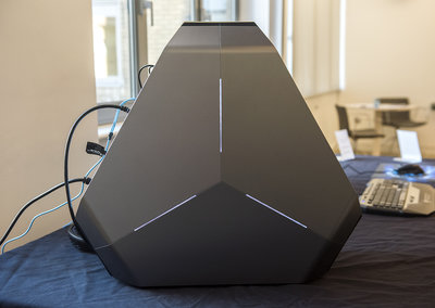 Alienware Area-51: The mothership of desktop gaming rigs returns (hands-on)