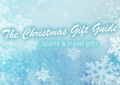 The Christmas Gift Guide: Sport and travel gifts