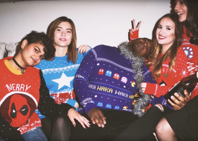 Best geek Christmas jumpers: Star Wars, Sonic, Game of Thrones, Captain America and more