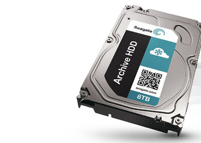 You'll never believe how much Seagate's 8TB hard drives cost