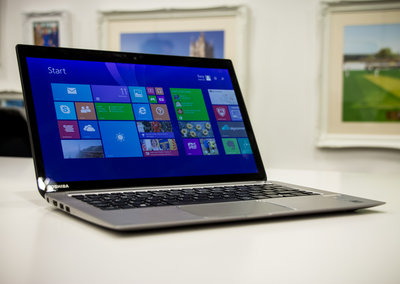 Toshiba beefs up Kira Ultrabook with Broadwell processor and better battery life