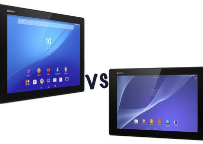 Sony Xperia Z4 Tablet vs Sony Xperia Z2 Tablet: What's the difference?