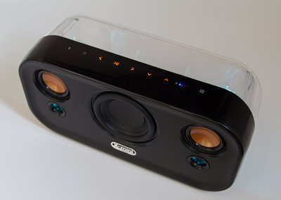 X-mini Clear Bluetooth speaker review: Sound that pops