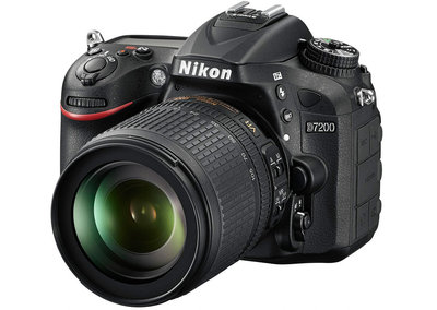 Nikon D7200 is company's first to include NFC and Wi-Fi in a DSLR