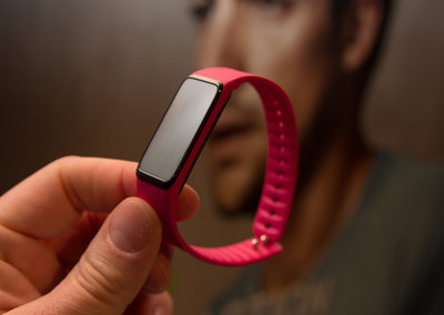 Acer Liquid Leap+ fitness band has changeable straps, works with iOS, Android, Windows Phone