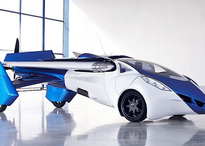 Flying cars will be in the air from 2017 with Aeromobil promising autonomous models