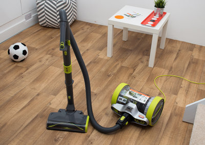 Vax Air Revolve Pet review: The funky, new-wave vacuum cleaner