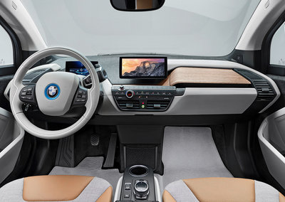 BMW i3 may soon have an Apple operating system running the show