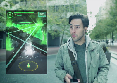 Google's Ingress augmented reality game might soon become a TV show