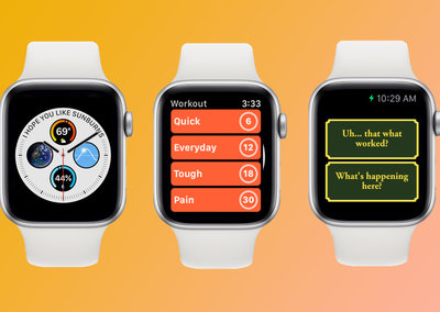 Best Apple Watch apps: 44 apps to download that actually do something