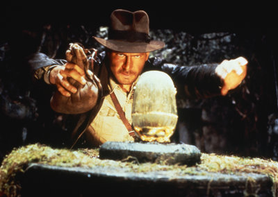 Indiana Jones 5 confirmed: Indiana Jones and the Stairlift of Fear, anybody?