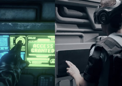 Star Trek Holodeck finally real: The Void mixes VR with LARP for gaming heaven
