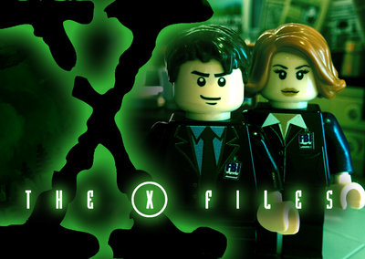 The guy who made Lego Ghostbusters a thing has now dreamed up an X-Files set