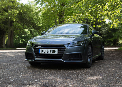 Audi TT Coupé review: The TT's coming of age
