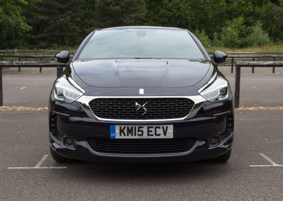 New DS 5 first drive: Just don't call it a Citroën