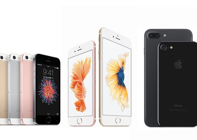 Which iPhone is best for you? iPhone SE, iPhone 6S, iPhone 7, iPhone 6S Plus or iPhone 7 Plus?