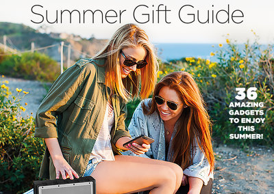 The summer gift guide: Business travel gadgets