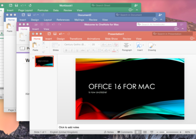 Office 16 for Mac is now available: Here's everything you need to know