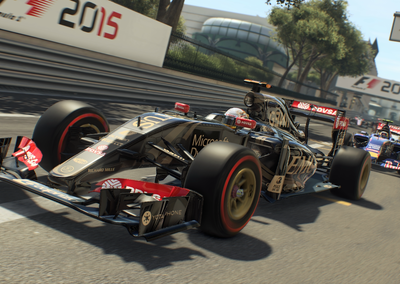 F1 2015 review: Pole position with few pit stops