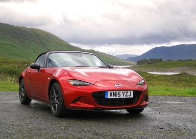 Mazda MX-5 (2016) first drive: Analogue awesomeness in a digital world