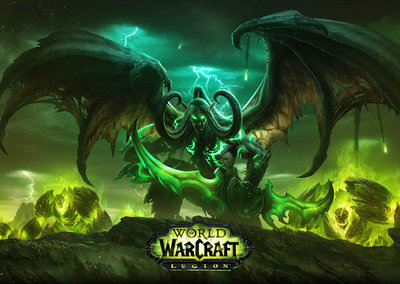 World of Warcraft Legion expansion reveals new Class, Level Up and more