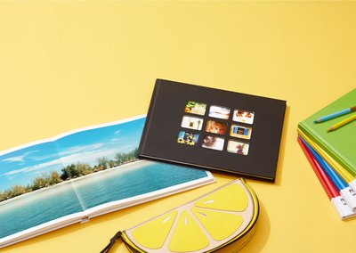 Win one of 10 PhotoBox Photo Books and five Retro Print sets