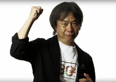 Miyamoto answers some of the most important Mario questions after 30 years of Super Mario
