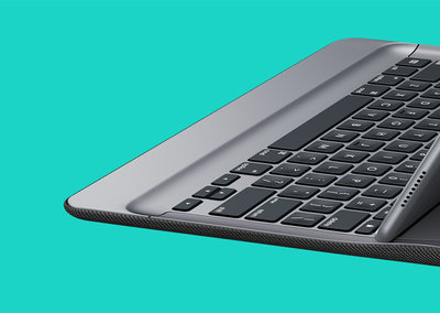 Logitech first third-party to announce an alternative iPad Pro keyboard