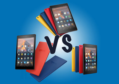 Amazon Fire 7 vs Fire HD 8 vs Fire HD 10: Which Fire tablet should you buy?