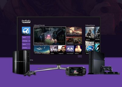 Full Twitch apps finally coming soon to PS4, PS3, PS Vita, and PS TV