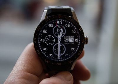Tag Heuer Connected Modular could arrive in March, will focus on customisation