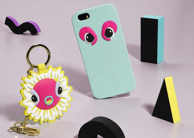 TopShop teams with Barclaycard to sell fun contactless payment accessories