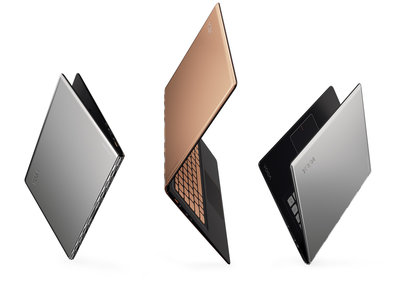 Lenovo Yoga 900S unveiled as the world's slimmest convertible laptop, just 12.8mm thin