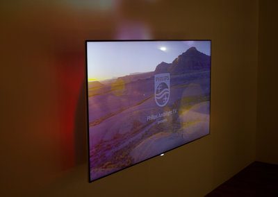 Philips AmbiLux goes global, Ultra HD streaming added to Android TV skills