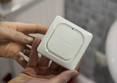 Worried about the floods? Honeywell Lyric Wi-Fi Water Leak Detector hopes to save your stuff