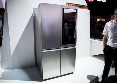 LG Signature Refrigerator: Who thought 2016 would be the year of the fridge?