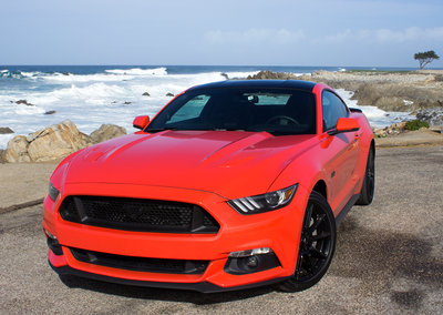 2016 Ford Mustang GT first drive: Muscle over mileage