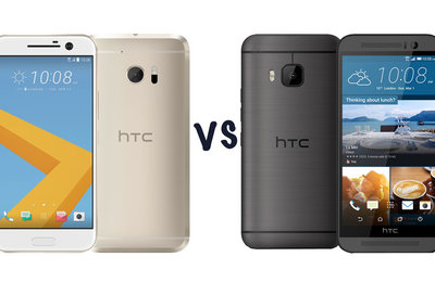 HTC 10 vs One M9: Which is better?