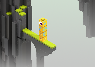 Everybody needs to get behind Lego Monument Valley right now