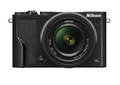 Nikon DL: Trio of 1-inch sensor cameras, can Nikon finally make its mark in compacts?
