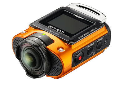 Ricoh embraces 4K Ultra HD recording with WG-M2 action cam