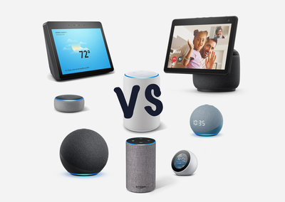 Amazon Echo vs Plus vs Studio vs Dot vs Show vs Spot: Quelle est la différence?