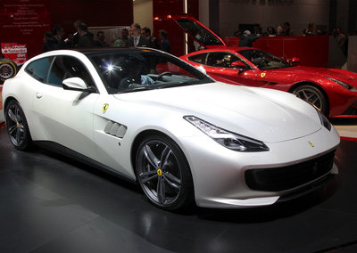 Ferrari GTC4 Lusso: A Ferrari fit for the whole family?