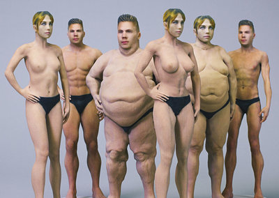 NSFW: Are naked, no holds barred 3D printed action figures the next big thing?